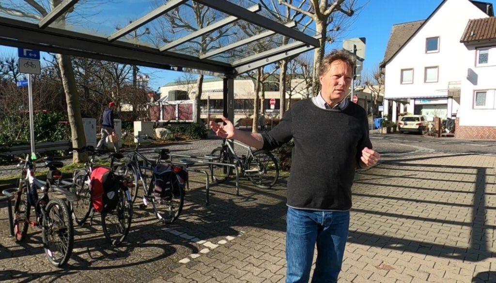 fahrradparkplätze